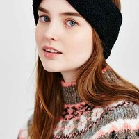 Chenille Rib Ear Warmer