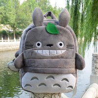 Totoro Super Plush Backpack