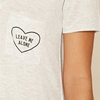 Leave Me Alone Graphic Tee