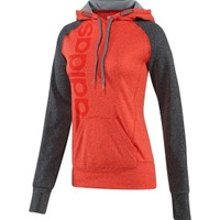 adidas Women's Ultimate Fleece Graphic Hoodie