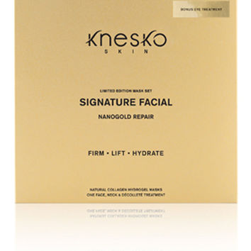 Nanogold Repair Facial Set 4 in 1