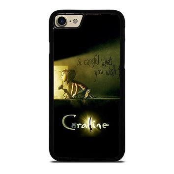 CORALINE iPhone 7 Case Cover