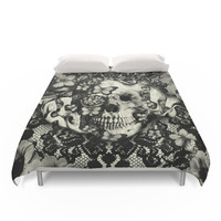 Society6 Victorian Gothic Duvet Cover