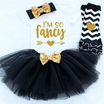 Girl Clothes Outfits Newborn Baby Tutu Baby Sets Infant Clothing Toddler Girl Clothing