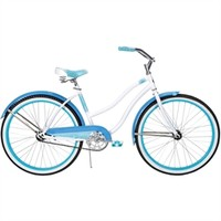 "Huffy Women's 26"" Good Vibrations Cruiser Bike"
