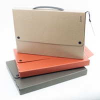 Pulp Storage A4 Document Case