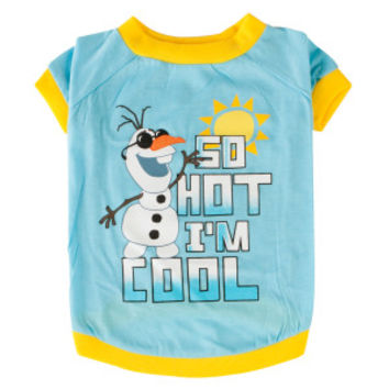 "Disney® Olaf ""So Hot I'm Cool"" Tee"
