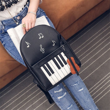 Piano Lovers Backpack