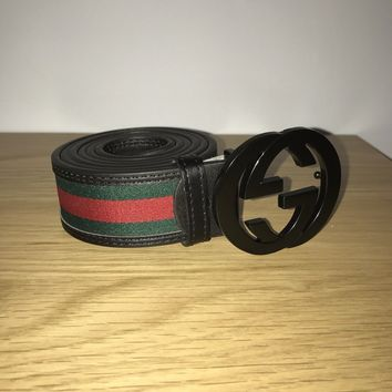 Gucci Belt Red/Green