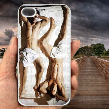 Supernatural Sexy Sam And Dean-iPhone cases 4/4S Case iPhone 5/5S/5C Case Samsung Galaxy S3/S4 Case