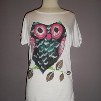 The Colors of Owly by kmbonitaboutique on Sense of Fashion