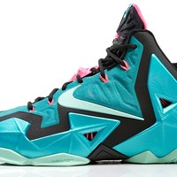 "Nike LeBron 11 ""South Beach"" Release Details"