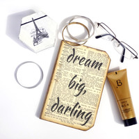 Inspirational Journal - Dream Big Darling