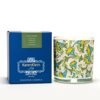 Karen Klein Florence Collection - Cucumber, Neroli & Linden Candle