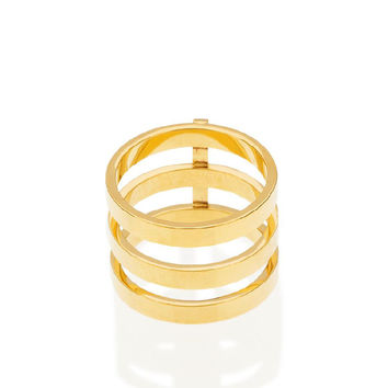 Cleopatra Ring (Gold)