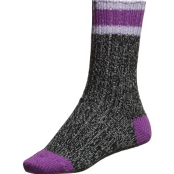 Yaktrax Women's Outdoor Cabin Sock