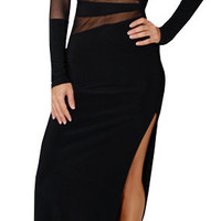 Bewitched (Black)-Great Glam is the web's best online shop for trendy club styles, fashionable party dresses and dress wear, super hot clubbing clothing, stylish going out shirts, partying clothes, super cute and sexy club fashions, halter and tube tops,
