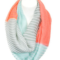 Shore Enough Infinity Scarf