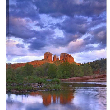 Cathedral Rock at Red Rock Crossing
