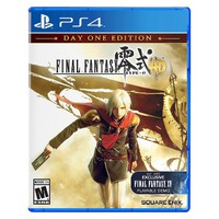 Final Fantasy: Type-0 HD (PlayStation 4)