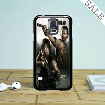 Walking Dead Rick & Daryl 2 Samsung Galaxy S5 Case