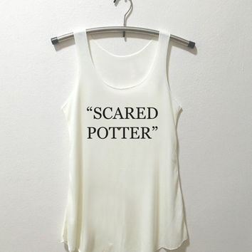 Harry Potter Shirt Draco Malfoy Quotes Typography Tank Top Vintage Style