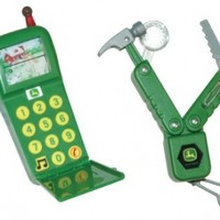 Ertl John Deere Phone And Multi Tool Set