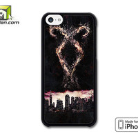Mortal Instrument Logo iPhone 5c Case Cover by Avallen
