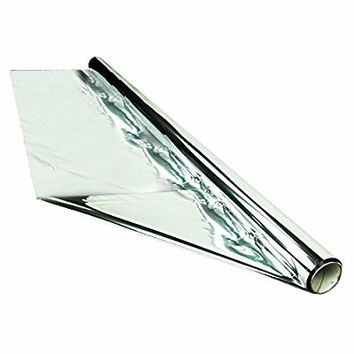 HTGSupply 50 Foot by 4 Foot Reflective Mylar Roll, 2-Mil