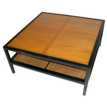 Pre-owned Michael Taylor Coffee Table for Baker Furniture