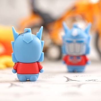 Optimus Prime Flash Drive