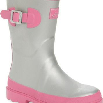 DCCK8BW FIELD WELLY RAIN BOOT (WALKER TODDLER LITTLE KID & BIG KID)
