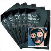 Mineral Mud Blackhead Cleaner Remover Nose Membranes Cleansing Pore Strips Make Up