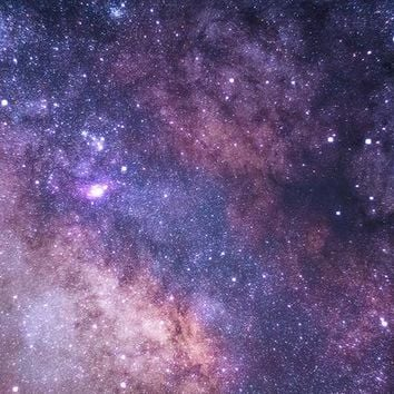 PRINTED GALACTIC PINK STAR GALAXY SPACE PLATINUM CLOTH BACKDROP - 6x8 - LCPC6851 - LAST CALL