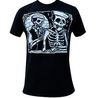 To The Grave Mens Tee