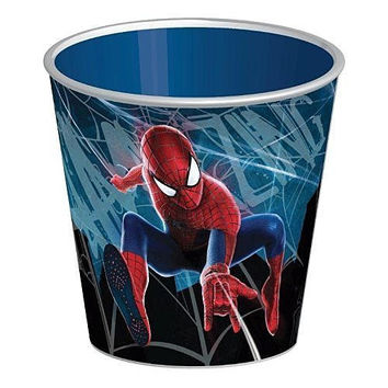 Marvel Spiderman Slash Wastebaskets