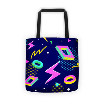 80's Colorway Tote