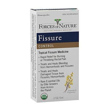 Forces Of Nature Fissure Control, Organic - 5 Ml