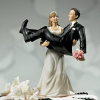 To Have and to Hold Cake Top - Wedding Collectibles