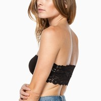 ShopSosie Style : Secret Crush Bandeau in Black