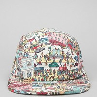 Wheres Waldo 5-Panel Hat