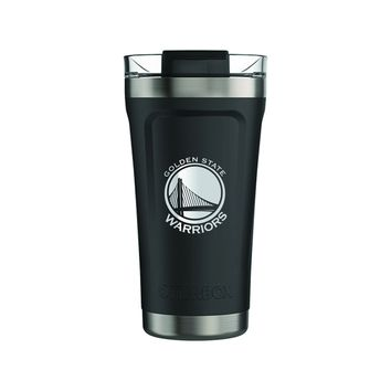 Golden State Warriors NBA 16 Oz Tumbler With Lid
