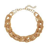 Apt. 9 Mesh Chain Link Necklace