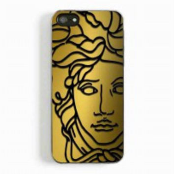 Versace Gold new for iphone 5 and 5c case