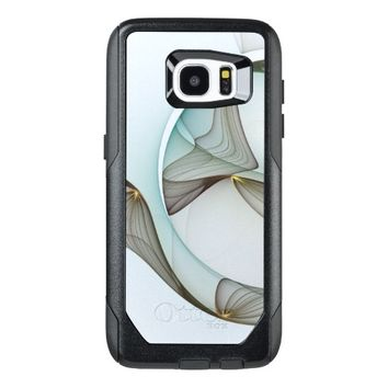 Fractal Abstract Elegance OtterBox Samsung Galaxy S7 Edge Case