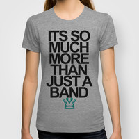 More Than Just A Band T-shirt by Amber Rose