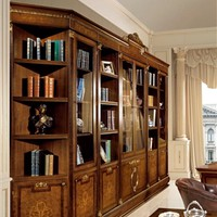 Office Bookcase with 2 Doors