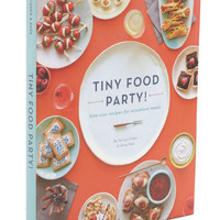 Tiny Food Party! | Mod Retro Vintage Books | ModCloth.com