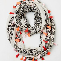 Boho Infinity and Beyond Circle Scarf by ModCloth