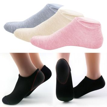 1 Pair Moisturizing Foot Skin Treatment Gel Spa Socks -Massage